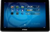 Android et applications mobiles disponible sur la Trimble TMX-2050. Photo: Trimble