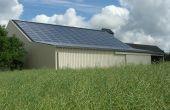 panneaux photovoltaïques / crédit : CA du Loiret